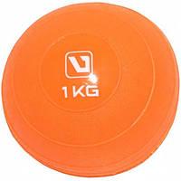 LiveUp Медбол LiveUp SOFT WEIGHT BALL (1 кг)