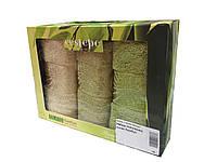"""Набор бамбуковых полотенец для рук и кухни """"gestepe"""""""