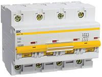 Автоматический выключатель ВА47-100 4P 16 А х-ка C, IEK