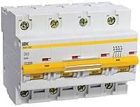 Автоматический выключатель ВА47-100 4P 32 А х-ка D, IEK