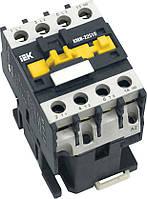 Контактор малогабаритный КМИ-22510 25 А 400 В/AC3 1НО, IEK, KKM21-025-400-10