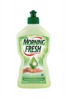 """Засіб д/миття посуду """"Morning Fresh"""" 450мл Алое/-983/12"""