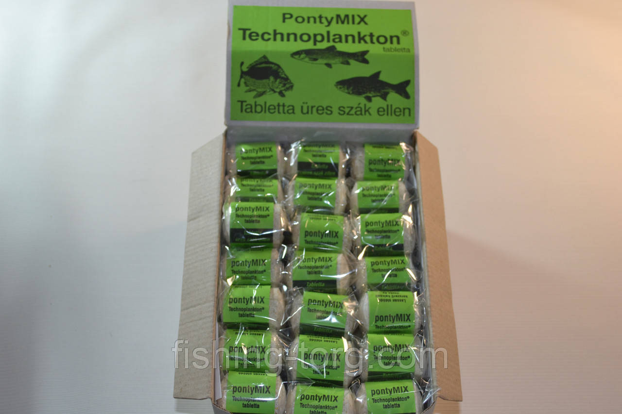 Технопланктон PONTI MIX упаковкой 21штука