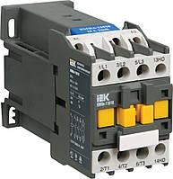 Контактор малогабаритный КМИп-10910 9 А 24 В/AC3 1НО, IEK, KMD11-009-024-10
