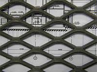 Лист ПВЛ-3,5 1,25х2,5 м просечно-вытяжной