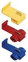 Зажим-ответвитель ЗПО-1 1,0-2,5 мм² синий (упаковка 100 шт.), IEK