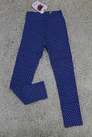 Детские коттоновые штаны для девочки ,  р.4 ,6 лет