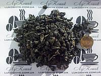 Чай зеленый крупный лист Пекое, Цейлон.