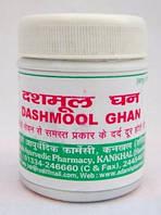 Препарат на травах для лечения  нейроэндокринной системы  Дашамула Гхан 20 грамм 50 таблеток