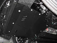 Защита картера двигателя и КПП для Hyundai Sonata NF