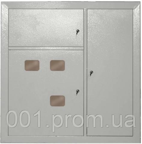 Корпус металлический ЩЭ-3-1 36 УХЛ3 IP31, IEK - Интернет-магазин «001.com.ua» в Киеве
