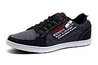 Мужские спортивные туфли, серые, фото 1