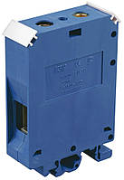 Зажим наборный ЗНИ-2,5 мм² синий (без маркера), IEK