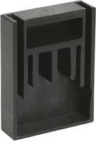 Заглушка для PIN 4P 100 А шаг 27 мм, IEK