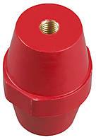 Изолятор SM45 силовой H45×D40×M8 мм, IEK