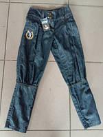 Детские джинсы для девочки р.134 , 140