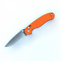 Нож складной Ganzo G727M (Axis lock) (черный, зеленый, оранжевый, камуфляж)