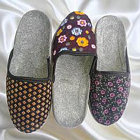 Тапочки-шлепанцы женские дешевые