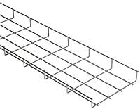 Лоток проволочный 35x100 мм (горячее цинкование), IEK