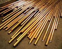 Бронзовые прутки ОЦС555 Ø 30 - 240 мм.