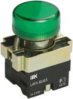 Индикатор LAY5-BU64 красный d22 мм, IEK