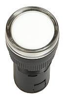 Лампа AD-16DS LED-матрица d16 мм белая 230В AC, IEK