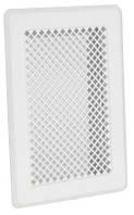 Вентиляционная решетка белая К1 135x195 (105х165), фото 1