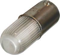 Лампа сменная красная неон 240 В, IEK