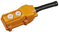 Пульт управления ПКТ-61 на 2 кнопки IP54, IEK
