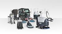 Оборудование Nilfisk в Украине для уборки производственных помещений, складов, коммерческой недвижимости