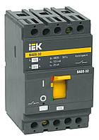 Автоматический выключатель ВА88-32 3P 16А 25кА, IEK