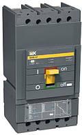 Автоматический выключатель ВА88-37 3P 400А 35кА с электронным расцепителем MP211, IEK