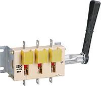 Выключатель-разъединитель перекидной ВР32И 400А, IEK