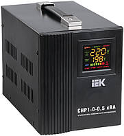 Стабилизатор напряжения СНР1-0-3 кВА электронный переносной, IEK