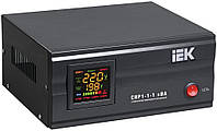 Стабилизатор напряжения СНР1-1-1,5 кВА электронный стационарный, IEK