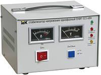 Стабилизатор напряжения СНИ1-0,5 кВА однофазный, IEK