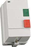 Контактор КМИ22560 в оболочке 25 А 380 В/AC3 IP54 1НО, IEK, KKM26-025-380-00