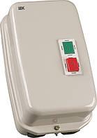 Контактор КМИ35062 в оболочке 50 А 380 В/AC3 IP54 1НО+1НЗ, IEK, KKM36-050-380-00