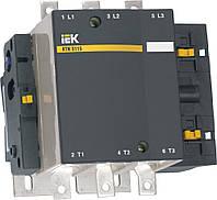 Контактор КТИ-5115 115А 380В/AC3, IEK, KKT50-115-400-10