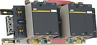 Контактор КТИ-51853 реверс 185А 220В/AC3, IEK, KKT53-185-230-10