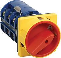 Переключатель кулачковый ПКП10-33/У 10 А «1-0-2» 3P/400 В, IEK
