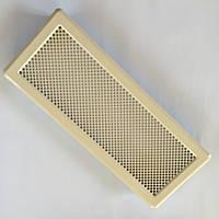 Каминная решетка кремовая К5 195x485 (165x455)