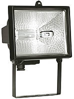Прожектор ИО 150 галогенный черный 150 Вт IP54, IEK