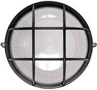 Светильник НПП 1102 белый/круг с решеткой 100 Вт IP54, IEK