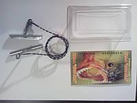 Пила карманная туристическая Пиранья (струна)
