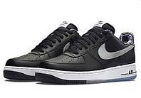 Кроссовки Nike Air Force Black/White/Cool Grey