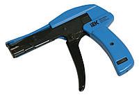 Пистолет для затяжки и обрезки хомутов ПКХ-600А, IEK