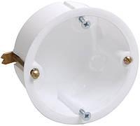 Коробка КМ40021 установочная d65x40 мм для полых стен, IEK