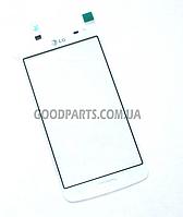 Сенсорный экран (тачскрин) для LG D405, D415 Optimus L90 белый high copy