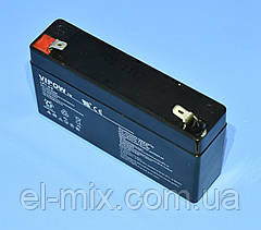 Аккумулятор гелевый Vipow  6V  1.3Ah  BAT0203